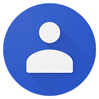 Logo Google Contacts