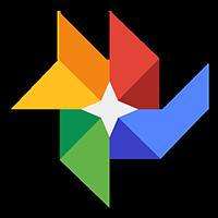 Logo Google Photos